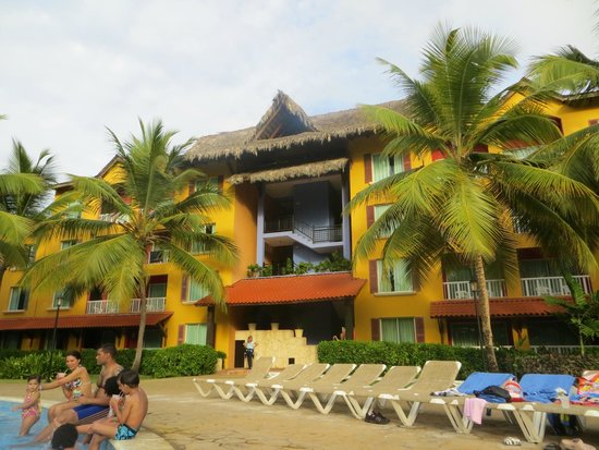 Tropical Princess Beach Resort & Spa: Notre bloc!
