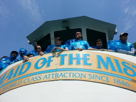 Maid of the Mist: Bring on the Adventure!