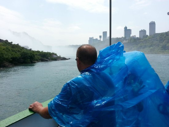 Maid of the Mist: Anticipation