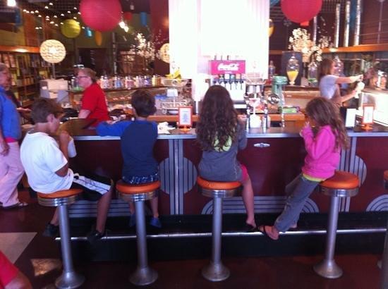Indulge: fun at the ice cream bar