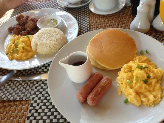 Microtel Inn & Suites by Wyndham Boracay: breakfast