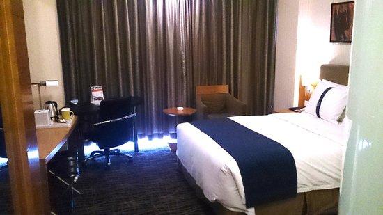 Holiday Inn Express Beijing Huacai: bed