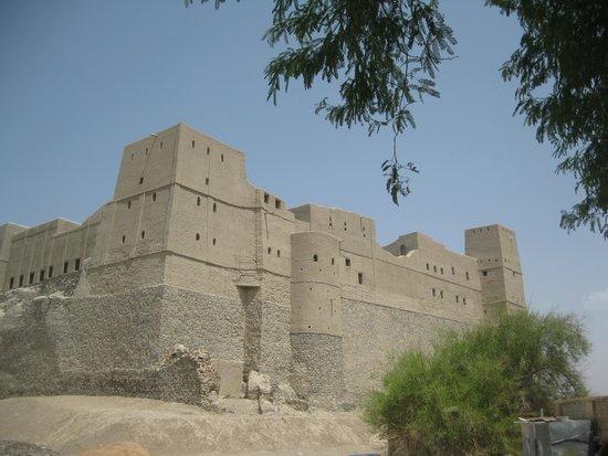 Φρούριο Μπάχλα