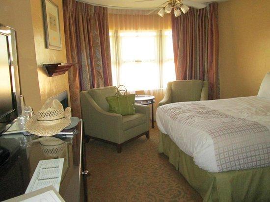 The Morgan at San Simeon - A Broughton Hotel : Decent room