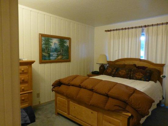 Sierra Park Villas: bedroom #1 downstairs