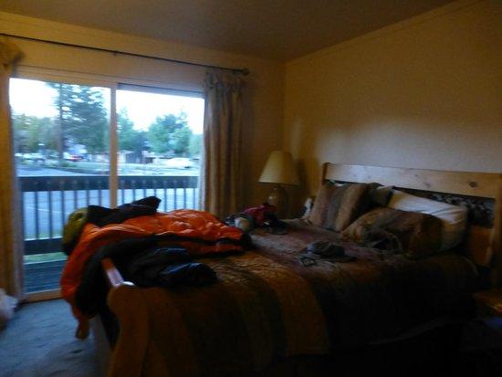 Sierra Park Villas: bedroom #2 downstairs