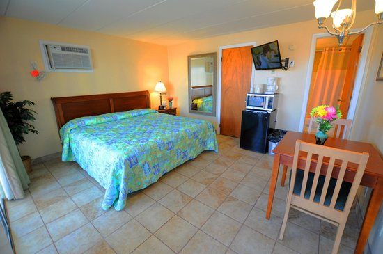 Type A Room  @ Nantucket Inn & Suites in Wildwood, NJ