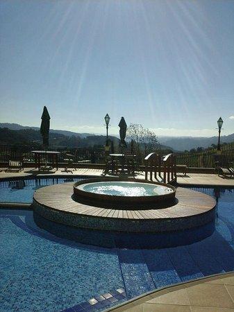 Hotel & Spa do Vinho, Autograph Collection : Vista da piscina