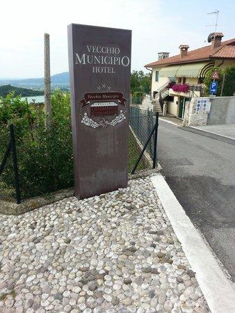 Hotel Vecchio Municipio: Entrata