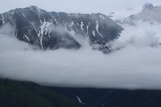 Hotel Alyeska: wonderful mountains