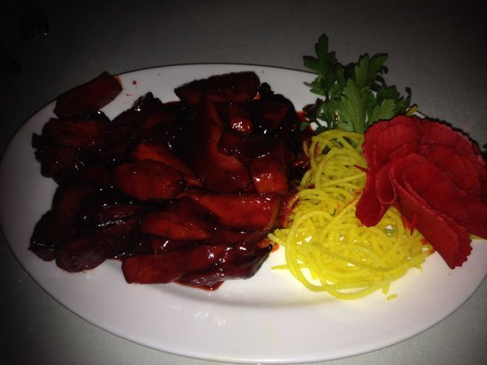 Kim Wu Chinese Restaurant: Delicious boneless ribs!!!