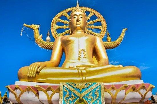 Big Buddha Temple (Wat Phra Yai): Big Buddha Koh Samui