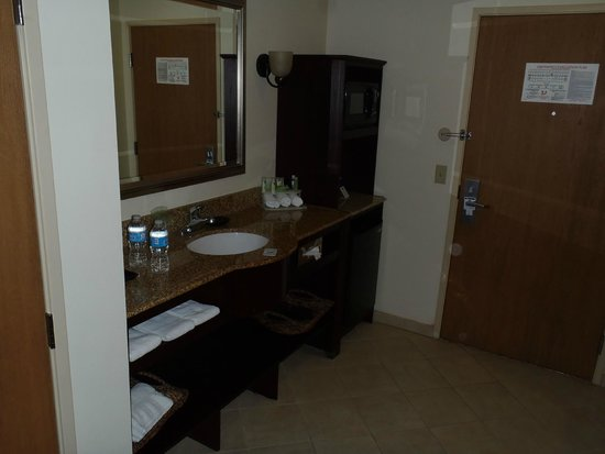 Holiday Inn Express Scottsbluff - Gering : bath