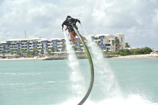 bahía de Simpson, St. Maarten: Body Jet Xtreme