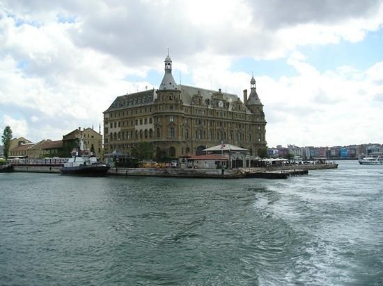 Distrito Sultanahmet: dal traghetto