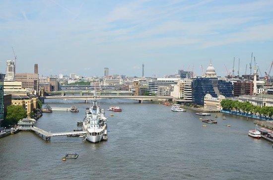 Puente Tower Bridge: HMS Belfast