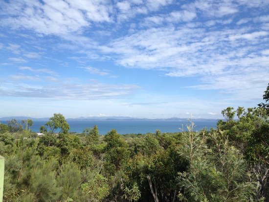 Great Keppel Island Holiday Village: View from the lookout