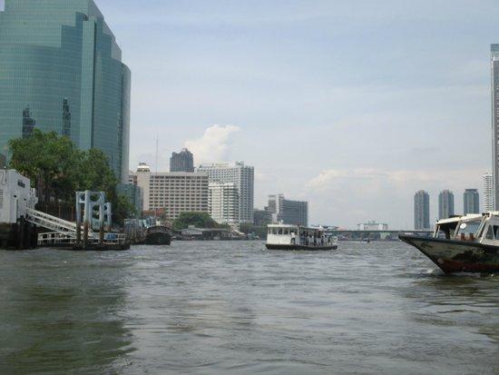 Chao Phraya River: area di depan riverside