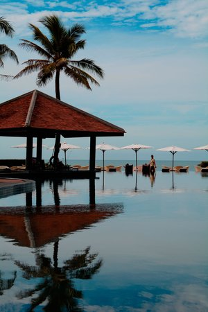 Anantara Mui Ne Resort: бассейн
