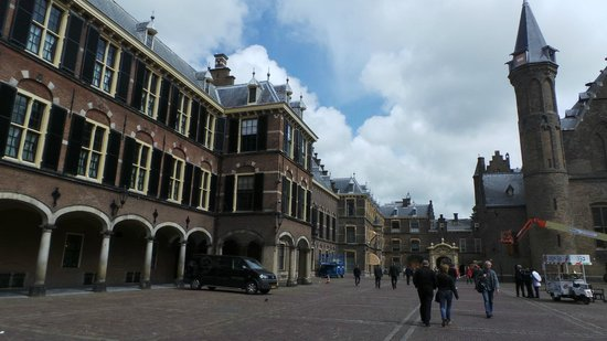 Binnenhof & Ridderzaal (Inner Court & Hall of the Knights): площадь