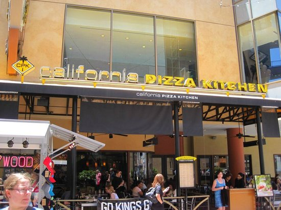 California Pizza Kitchen, Los Angeles   6801 Hollywood Blvd, Hollywood    Restaurant Reviews U0026 Phone Number   TripAdvisor