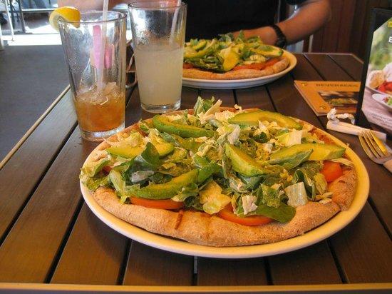 California Pizza Kitchen Los Angeles 6801 Hollywood Blvd