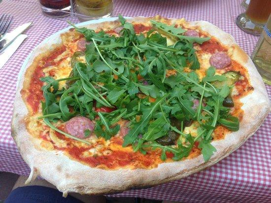 Sapori M: Pizza