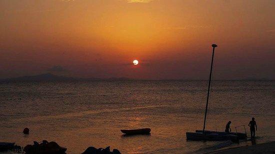 Rawa Island Resort: sunset