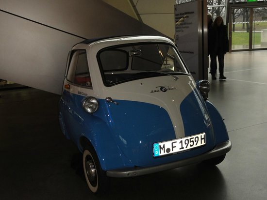 Museo BMW: BMW popular