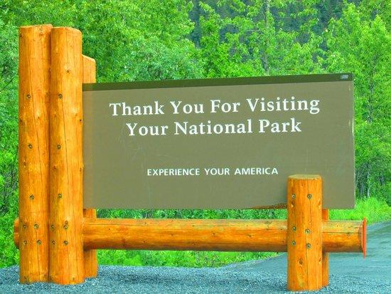 Kenai Fjords National Park : Thank You