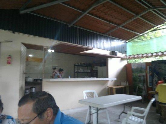 Hotel Lavas del Arenal: Comedor