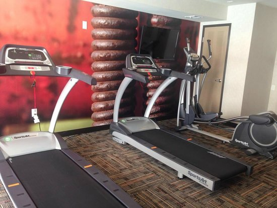 Hotel Indigo Anaheim: Gym