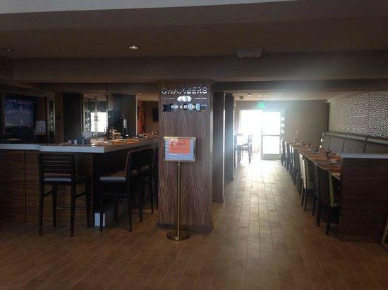 Hotel Indigo Anaheim: Restaurant