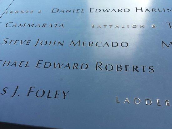 Mémorial du 11-Septembre : Ground Zero