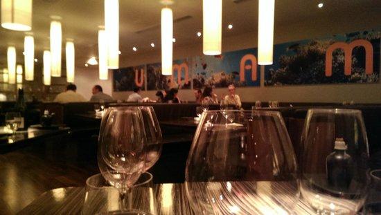 Umami: restaurant