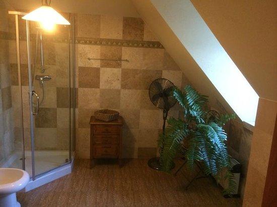 Villa Siesta: Czysta dobrze urządzona łazienka