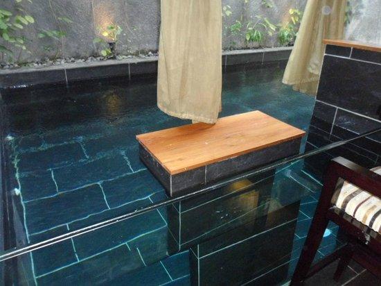 18 Suite Villa Loft: Plunge Pool