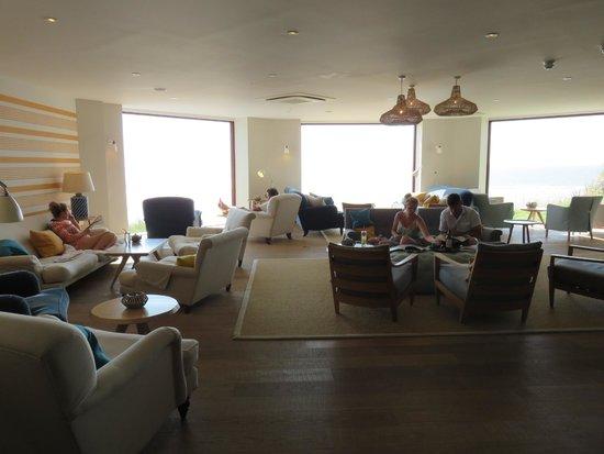 Watergate Bay Hotel: Swim Club Lounge