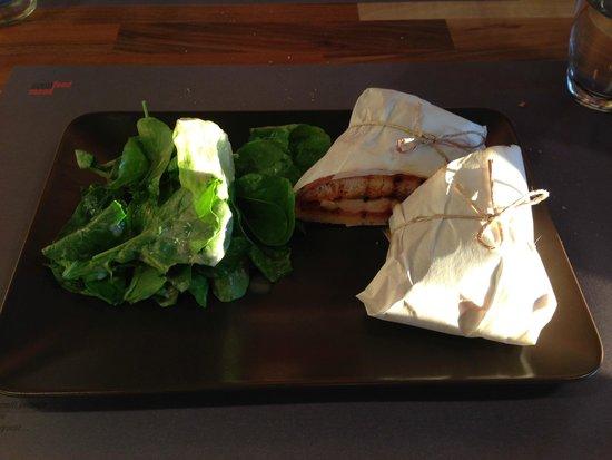 Cotta7 : Chicken sandwich