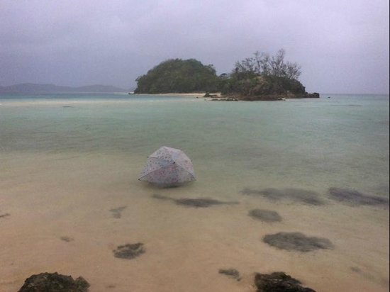 Two Seasons Coron Island Resort & Spa: SandBar