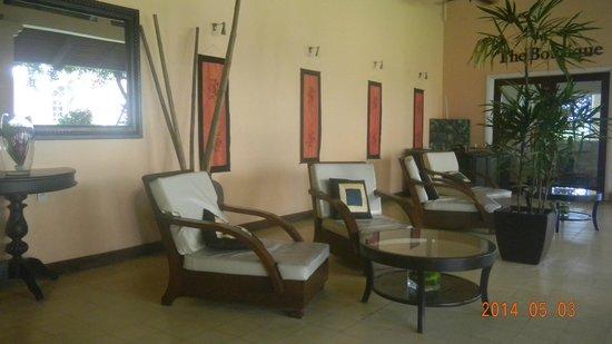 Anantara Hoi An Resort: Hotel Reception