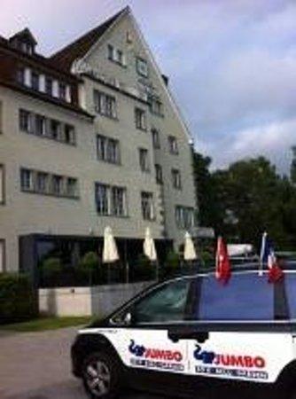 Parkhotel Waldau: l'hotel