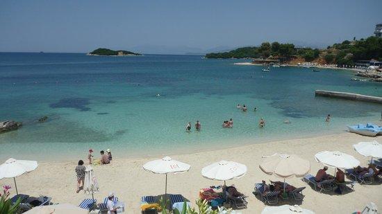Albania: Ksamil beach