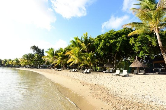 The Ravenala Attitude: Beach