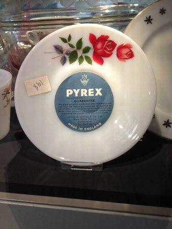 National Glass Centre: Pyrex