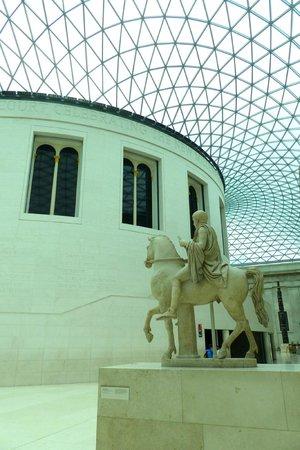 Reading Room at British Museum