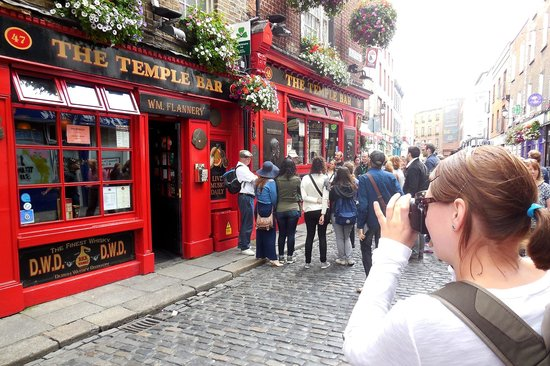 ‪Dublin Free Walking Tour‬