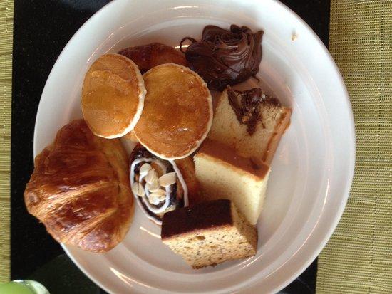 Amari Hua Hin: อาหารเช้า