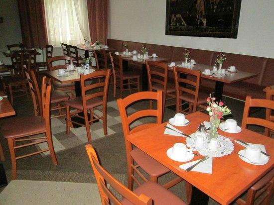 Hotel Majestic: Frühstücksraum