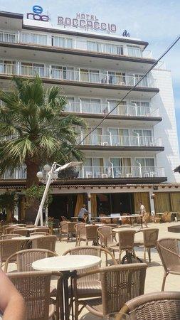 Hotel Roc Boccaccio: Very nice